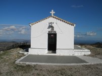 Το εκκλησάκι τού Προφήτη Ηλία