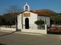 Το εκκλησάκι τής Αγίας Φωτεινής