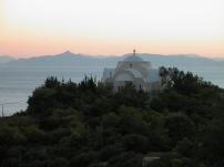 Ο ιερός ναός Κοιμήσεως τής Θεοτόκου