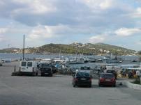 Το λιμάνι τής Π. Φώκαιας