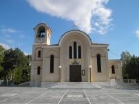 Η εκκλησία τής Αγίας Ειρήνης