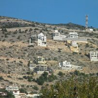 Τα σπίτια έχουν φθάσει στην κορυφή του Ολύμπου