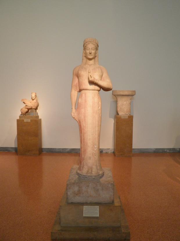 Η εκπληκτικής ομορφιάς κόρη της Μερέντας (550-540 π.Χ.)