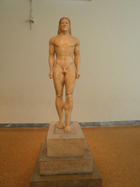Κούρος Μερέντας (540-530 π.Χ.)