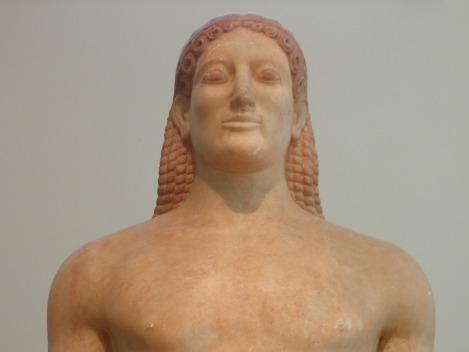 Κούρος Αναβύσσου (Κροίσος - 530 π.Χ.)