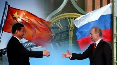 RUSSIA - CHINA